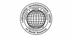 Laborers International Union of North America Logo